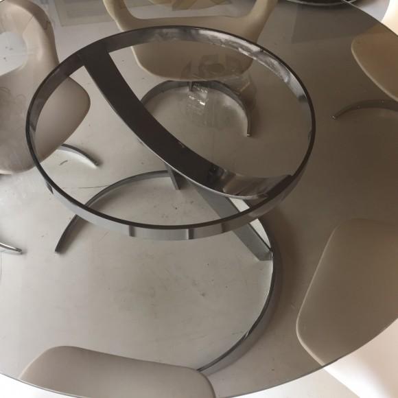 Boris Tabacoff Tisch St  Hle Elastique Moebel Zuerich Schweiz 7