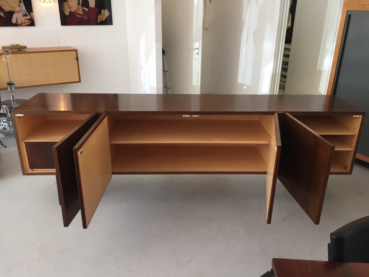 elastique vintage m bel furniture z rich schweiz palisander sideboard schweiz 1960. Black Bedroom Furniture Sets. Home Design Ideas