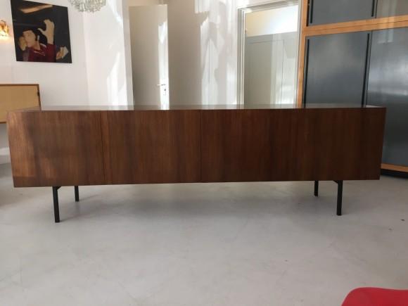 Palisander Sideboard Rosewood Credenza Waeckerlin Elastique Vintage Moebel Zuerich Schweiz 5