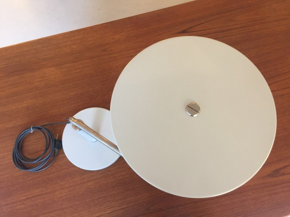 Schreibtischlampe Desk Lamp Alfred Mueller Belmag Zuerich 1960 Elastuquze Vintage Furniture Zuerich Schweiz 3