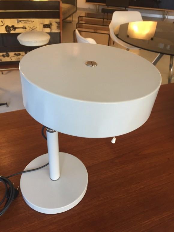 Schreibtischlampe Desk Lamp Alfred Mueller Belmag Zuerich 1960 Elastuquze Vintage Furniture Zuerich Schweiz 5