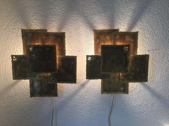 Elastique Vintage Moebel Zuerich Elastique Vintage Moebel Zuerich Svend Aage Holm Sorensen Wall Lamp Sconces 1