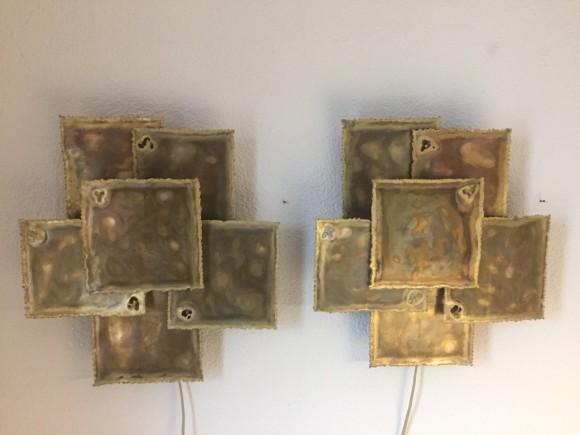 Elastique Vintage Moebel Zuerich Elastique Vintage Moebel Zuerich Svend Aage Holm Sorensen Wall Lamp Sconces 3