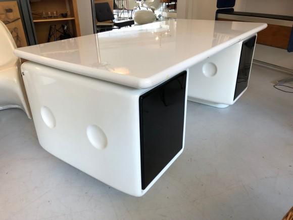 Igl Werndl Desk Schreibtisch Elastique Vintage Furniture Zuerich Schweiz Switzerland 1