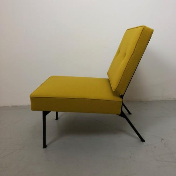 Bebek Chair Senfgelb Elastique Moebel Zuerich Schweiz 1