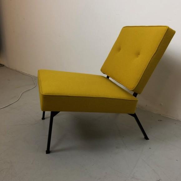 Bebek Chair Senfgelb Elastique Moebel Zuerich Schweiz 2