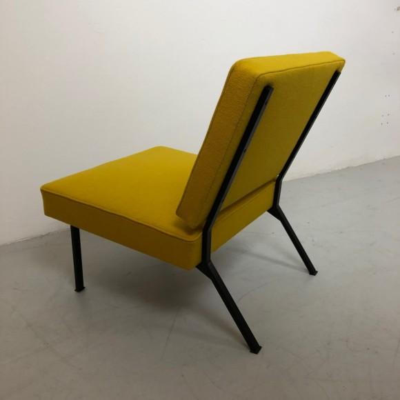 Bebek Chair Senfgelb Elastique Moebel Zuerich Schweiz 3