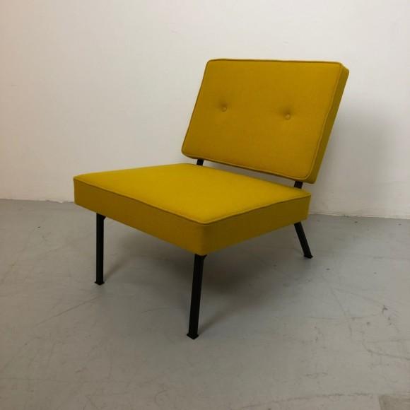 Bebek Chair Senfgelb Elastique Moebel Zuerich Schweiz 4