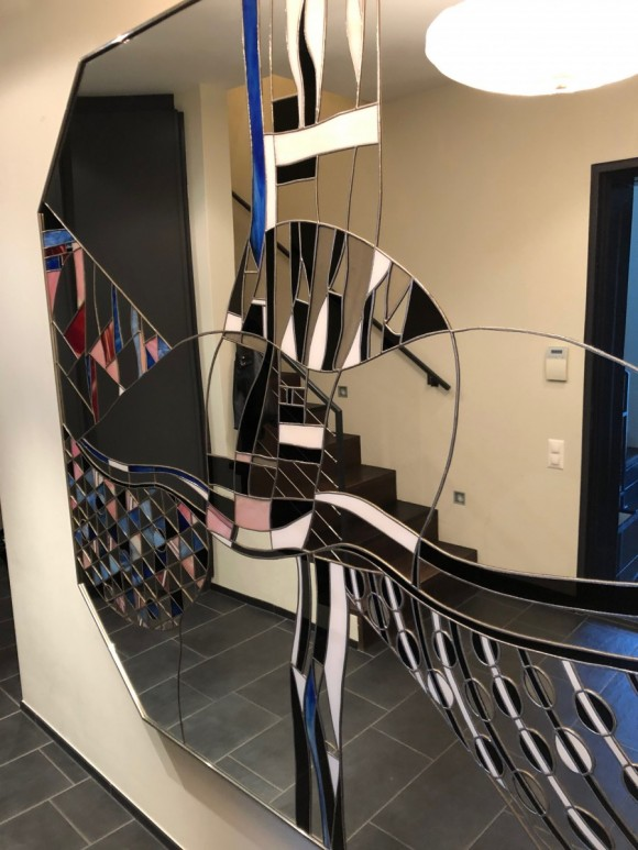 Mirror Spiegel Albano Poli Verona 9