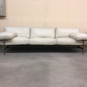 Diesis Sofa von Citterio – 277 cm