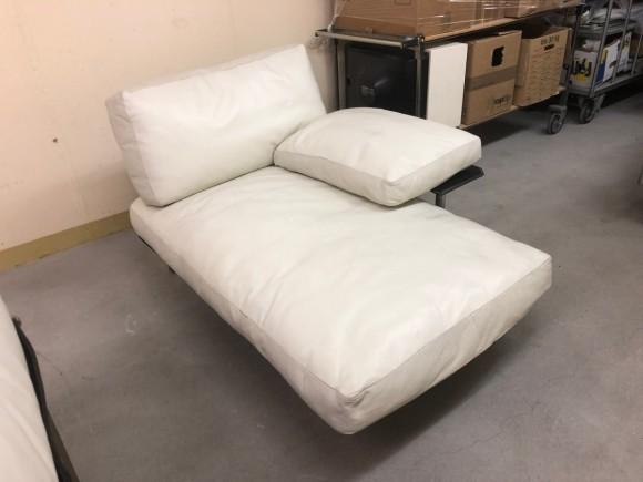 Sofa Diesis 3seater Antonio Citterio Cchaise Longue Bbitalia Weiss White Elastique Zuerich Schweiz 1