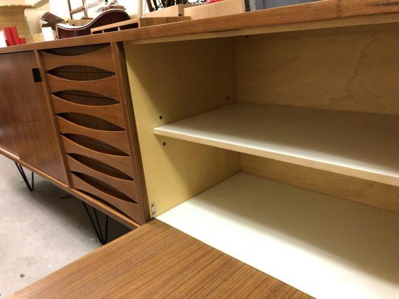Teak Sideboard 60er Jahre