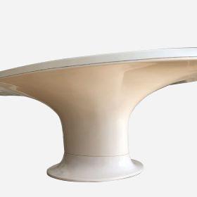 Ovaler Esstisch von Kartell 1969